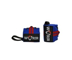 ~ Discounted ~ WEIGHT LIFTING WRIST WRAP HEAVY DUTY 18""