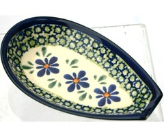 Shop For Designer Stoneware Spoon Rests