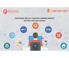 Best E-Commerce development services