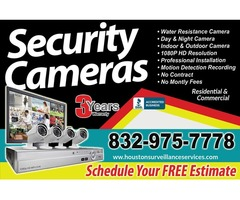 Perfect surveillance equipment for your home or business