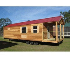 Tiny Cabin On Wheels - RV Titled