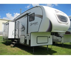 2013 Forest River Surveyor 293RL Fifth Wheel