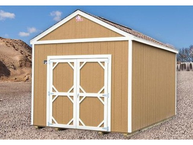 Cook 10x16 Lofted Utility Shed $143/mo - FREE DELIVERY & No Credit Check | free-classifieds-usa.com