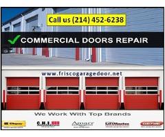 Emergency New Garage Door Installation company | Frisco, TX