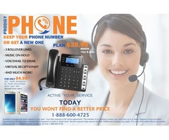 Activate your business phone system and save money!