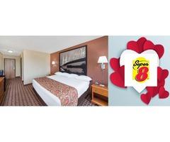 Valentine Hotel Charleston, MO | Super8