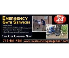Top Gate Opener Repair in 77459, Texas | $26.95