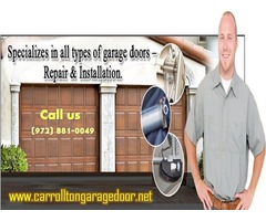 Emergency Garage Door Repair Service 75007 | Call today (972) 881-0049