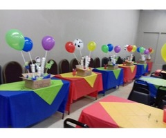 EVENTS/BANQUET HALLS