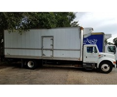 2000 INTL 24' Straight Truck - Reefer