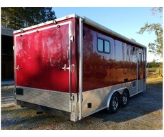 8.5x20 toyhauler/camper | free-classifieds-usa.com