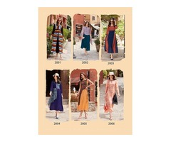 Fashion blossom vol 2 by kajal style