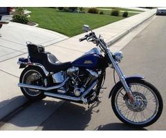 2007 Harley Davidson Custom