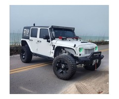 2013 Jeep Wrangler SEMA Edition Show Jeep