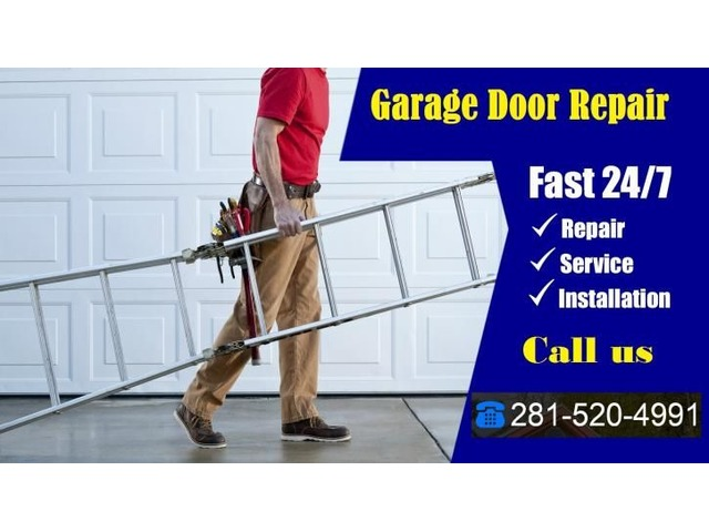 247 Same Day Service For Garage Door Repair And Installation In