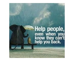 Short Stories On Helping Others