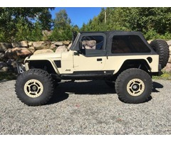 2005 Jeep Wrangler Rubicon Unlimited
