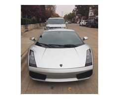 2004 Lamborghini Gallardo 2 door
