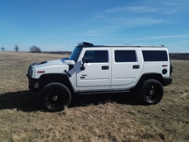 2004 Hummer H2 Duramax Cars Claude Texas Announcement 90108
