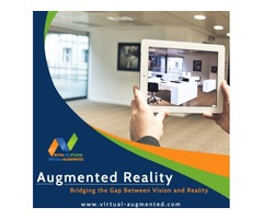 One of The Best Augmented reality companies in India-Virtual-Augmented
