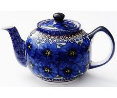 Shop For Stylish Polish Stoneware Teapot