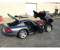 2000 Dodge Viper GTS Coupe 2-Door
