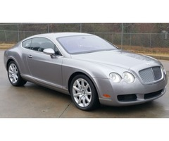 2005 Bentley Continental GT