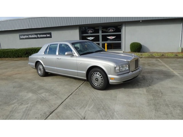 2000 rolls-royce silver seraph highly optioned - elite cars - cairo