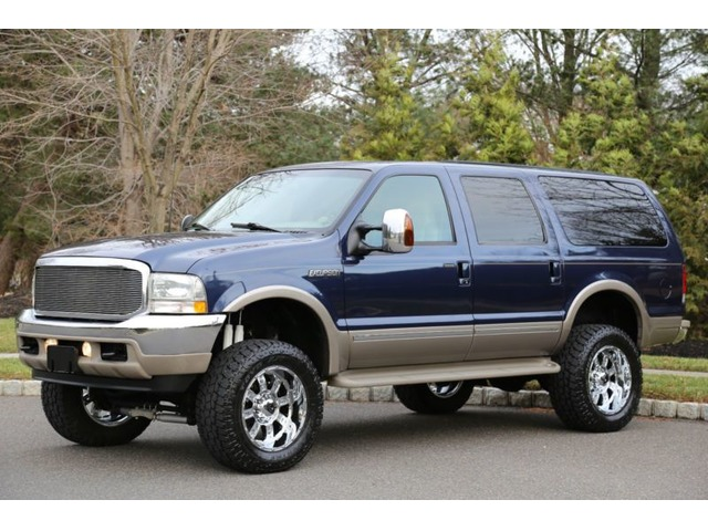 Ford Excursion LIMITED SUVs Bridgeton New Jersey - 2002 excursion