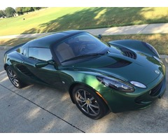 2005 Lotus Elise Base Convertible 2-Door