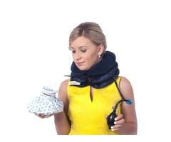 Premium Cervical Neck Traction Device | Effective and Instant Relief for Chronic Neck Pain