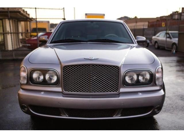 2002 Bentley Arnage Loaded All Options Elite Cars San Francisco