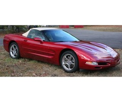 2004 Chevrolet Corvette Base Convertible 2-Door