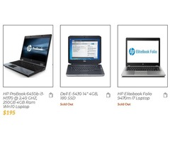 Buy a Used Laptop for Sale from 2nd Byte