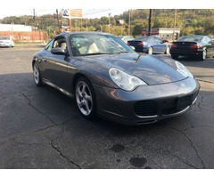 2002 Porsche 911 Carrera 4S Coupe 2-Door
