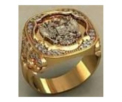 POWERFUL MAGIC RING FOR SUCCESS IN THE BUSINESS