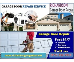 Same Day Services | Garage Door Repair company in Richardson, TX