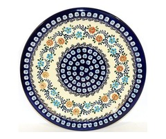 Shop For Designer Hand Painted Stoneware Plates