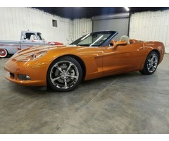 2008 Chevrolet Corvette Base Convertible 2-Door