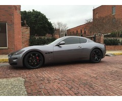 2008 Maserati Gran Turismo Base Coupe 2-Door