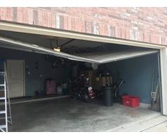 Repair of garage doors
