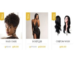 Avail body wave custom wigs from Rococo