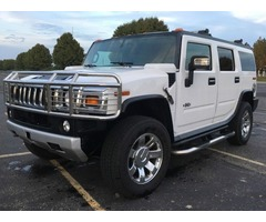 2009 Hummer H2 Luxury Sport Utility 4-Door