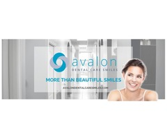 Dental services for Healthy Smiles - Avalon Dental Care Smiles