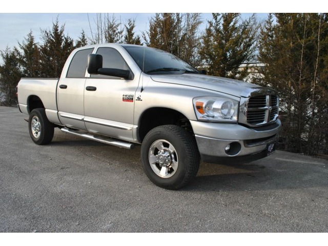 2009 Dodge Ram 2500 Laramie Crew Cab Pickup 4-Door - Cars ...