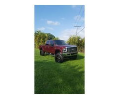 2008 Ford F-250 FX4 Crew Cab Pickup 4-Door