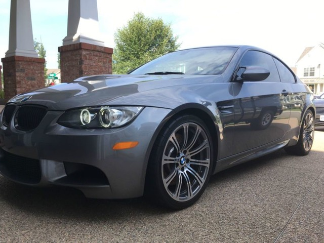 2010 BMW M3 Base Coupe 2 Door