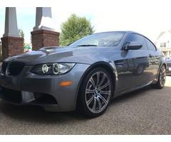 2010 BMW M3 Base Coupe 2-Door