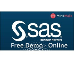 SAS Training in New York - 100% Free Online Demo