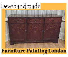Get Affordable Services Of Furniture Painting London